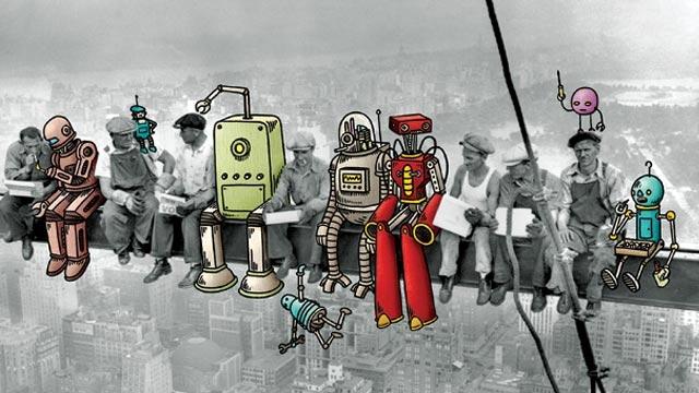 Her İşi Robotlar Yapacaksa Biz Ne Yapacağız?
