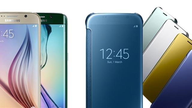 Kişiliğinizi Yansıtacak 8 Samsung Galaxy S6 Kapağı!