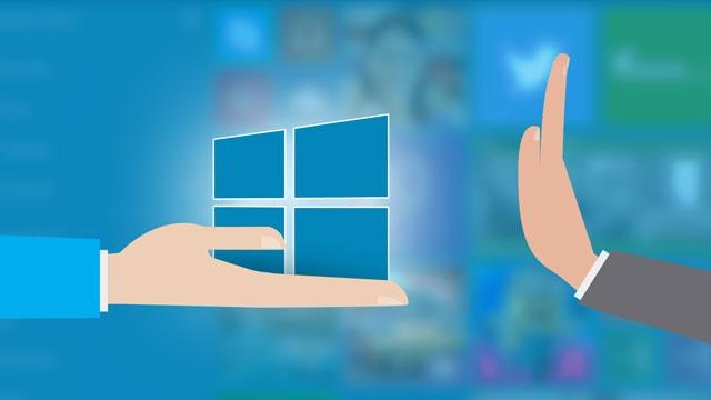 Windows 10 Güncellemesi İstemiyorsanız İşte Yapmanız Gerekenler