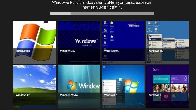 Windows 1.0'dan Windows 10'a, Bir İşletim Sisteminin Resimli Tarihi