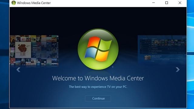 Birkaç Adımda Windows Media Center Windows 10'da Nasıl Çalıştırılır