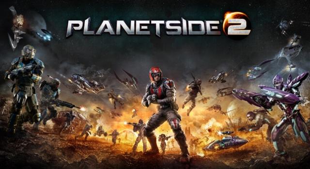 PlanetSide 2 İncelemesi