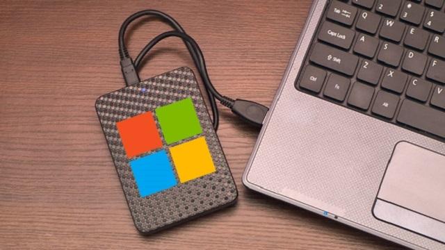 Harici Belleklerinize Taşınabilir Windows Yükleyin!