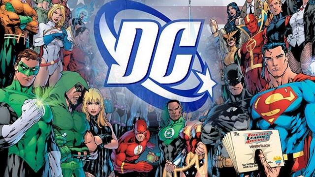 Comic Con 2017'de Gösterilen Tüm DC Comics Fragmanları