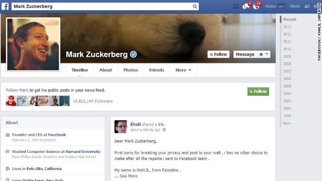 Facebook Timeline Android'i Seçti