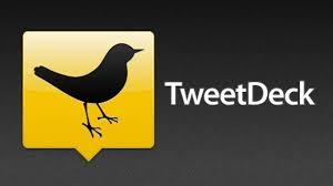 TweetDeck Artık Bir Web Uygulaması