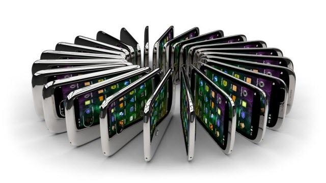 Akıllı Telefon Satışları 2013'te Yüzde 30 Artacak