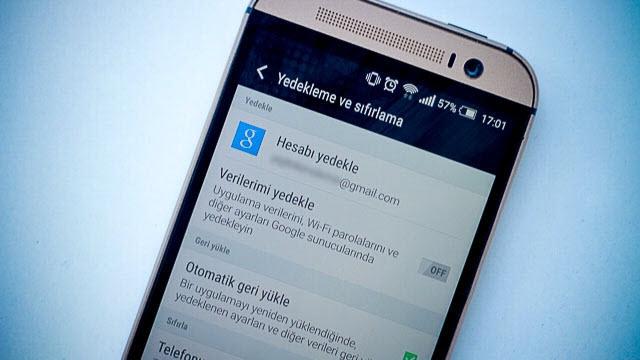 Android Telefonlarınızı Nasıl Yedeklersiniz?