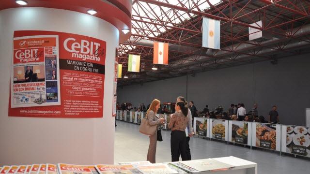 CeBIT Bilişim Eurasia 2013 İstanbul