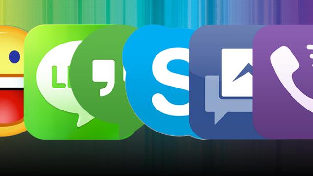 Çok Hesap Destekli Anlık Mesajlaşma Yazılımları