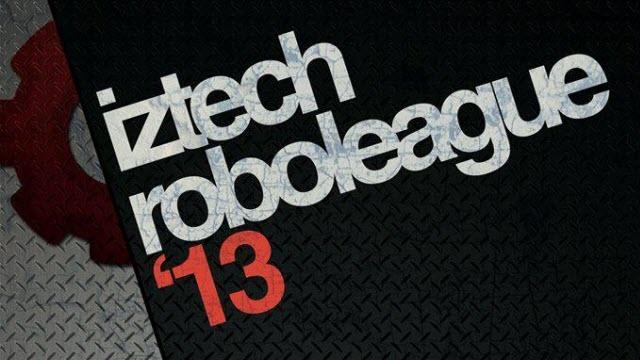 Iztech RoboLeague 2013 ile Robotlar Yine İzmir'de