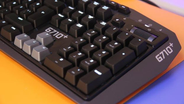 Logitech G710+ Mekanik Oyuncu Klavyesi İncelemesi