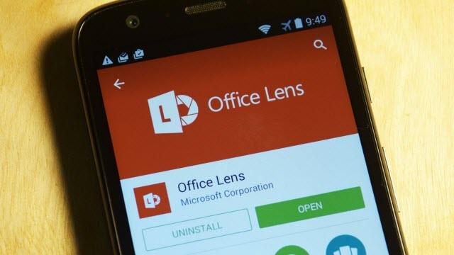 Office Lens ile Akıllı Telefonlarınız Kişisel Tarayıcılara Dönüşüyor
