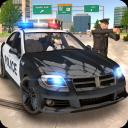Police Drift Car Driving