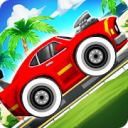 Sports Cars Racing: Chasing Cars on Miami Beach