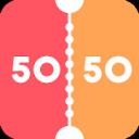 5050 Split Up