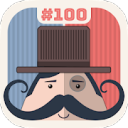 Mr. Mustachio : #100 Rounds
