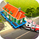 House Transport Truck Moving Van Simulator