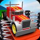 Impossible Tracks on Extreme Trucks