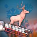Animal Adventure: Downhill Rush