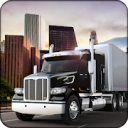 Inter City Truck Cargo Forklift Driver Simulator