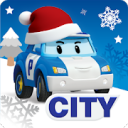 Robocar Poli: Rescue Town & City Games with Amber