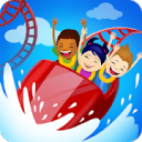 Click Park: Idle Building Roller Coaster Game