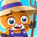 Super Idle Cats-Farm Tycoon Game