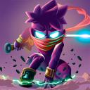 Ninja Dash Ronin Shinobi