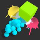 Paint Balls Rush