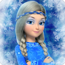 Snow Queen: Frozen Fun Run