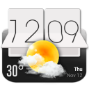 HTC Sense Style Live Weather