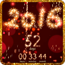 New Years Countdown to 2016
