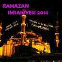 Ramazan İmsakiyesi 2014