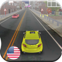 Taxi Driver USA New York 3D