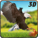 Wild Eagle Hunter Simulator 3D