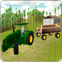 Transport Cargo Farm Tractor
