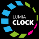 Lumia Clock