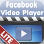 Facebook Video Player and Downloader Lite