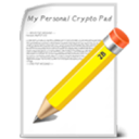 My Personal Crypto Pad