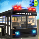Police Bus Cop Transport
