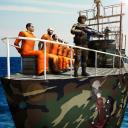 Army Criminals Transport Ship