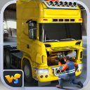 Army Truck Mechanic Workshop