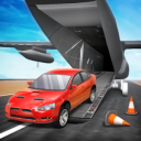 Cargo Plane Car Transporter 3D