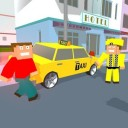 City Bricks vs Craft Taxi SIM