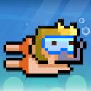 Clumsy Scuba Diver