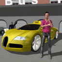 Downtown City Taxi Driver 3D