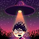 Gotcha said the UFO