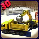 Heavy Excavator 3D Simulator 2