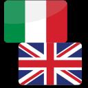 Italian-English offline dict.